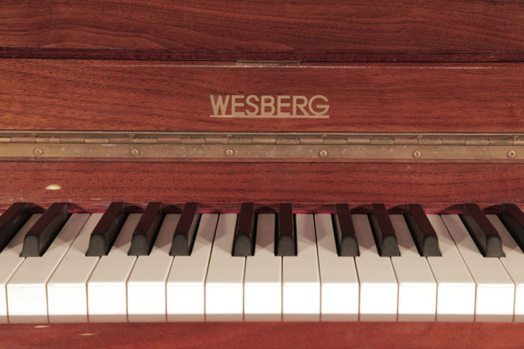 Wesberg Upright Piano for sale.