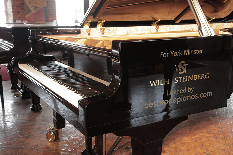 Wilh Steinberg WS-D275  Grand Piano for sale.