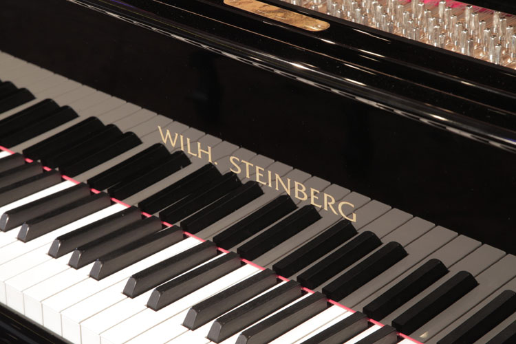 Wilh Steinberg WS-D275 Grand Piano for sale. We are looking for Steinway pianos any age or condition.