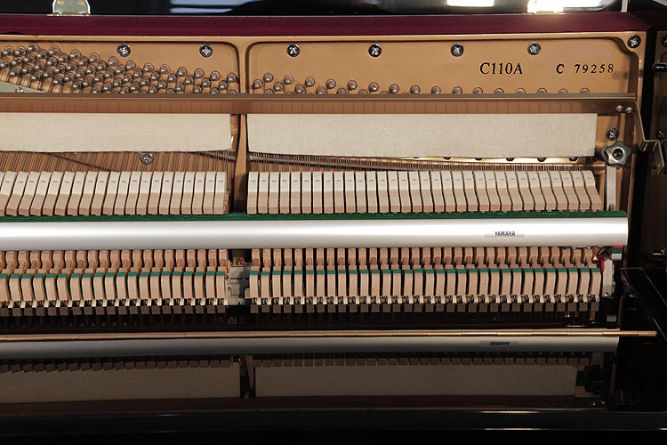 Yamaha C110A Upright Piano for sale.