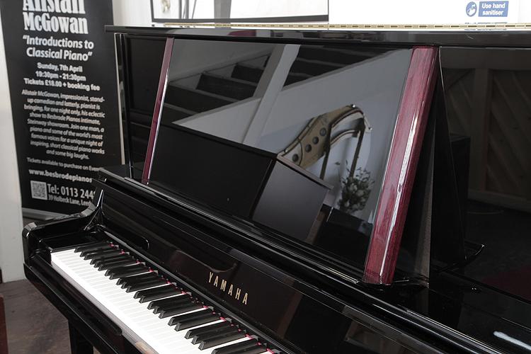 Yamaha U5 Upright Piano for sale.