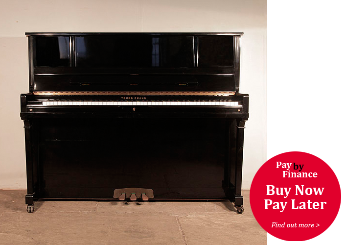 Young Chang upright Piano for sale.