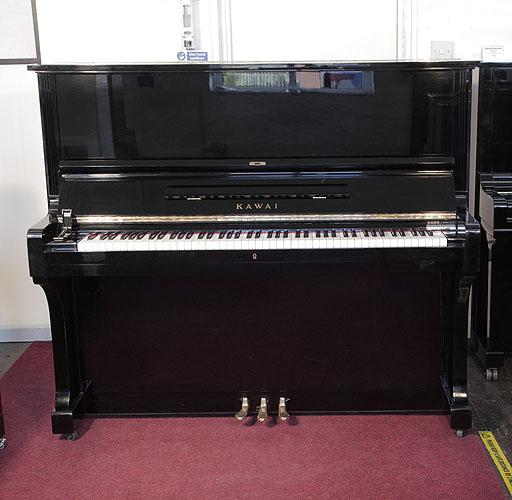 A 1976, Kawai BL-61 upright Piano for sale.