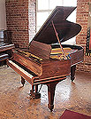 A reconditioned, 1905, Steinway Model O grand piano for sale with a rosewood case and spade legs
