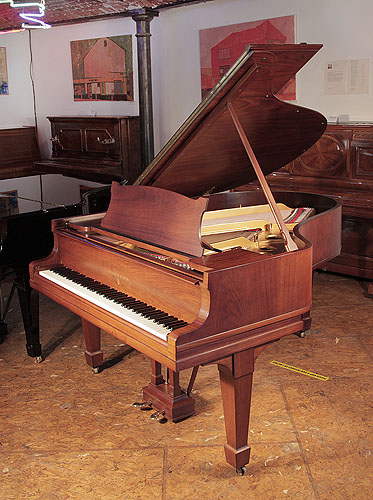 Rebuilt, Steinway model O grand piano for sale.
