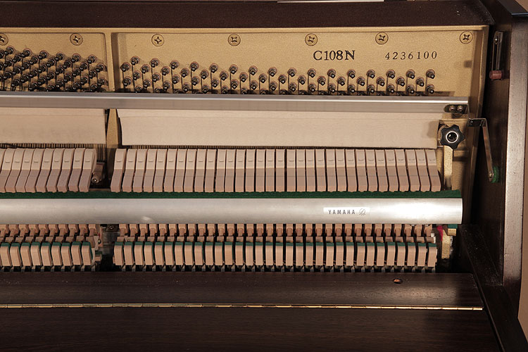 Yamaha C108N Upright Piano for sale.