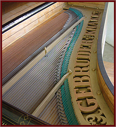 Gebruder Knake Grand Piano for sale. We are looking for Steinway pianos any age or condition.