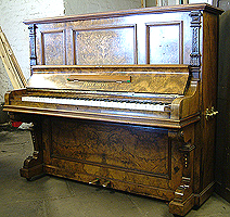 Goetze upright piano
