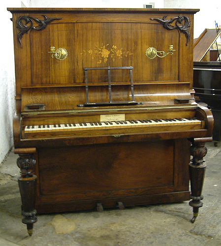 Stoddart  upright Piano for sale.