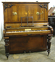 Antique Stoddart Upright Piano