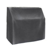 Nylon Proofed Upright Piano Cover made from 4 oz PU coated nylon with a water repellent finish. Available in black only.