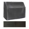 Vinyl fleece lined upright piano cover  made from leather-look vinyl with a soft fleece lining. Perfect protection for your piano. Wipe clean. Available  in black and brown