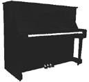 Yamaha PX124 Piano Specification