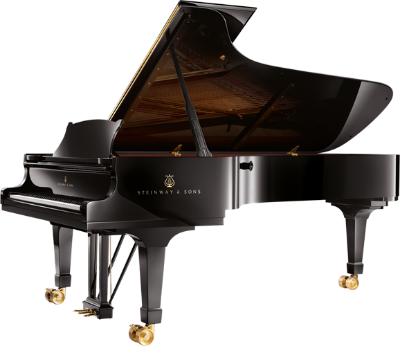 The Steinway Model D is the orchestral Concert Grand Piano, The jewel of Steinway's crown.
