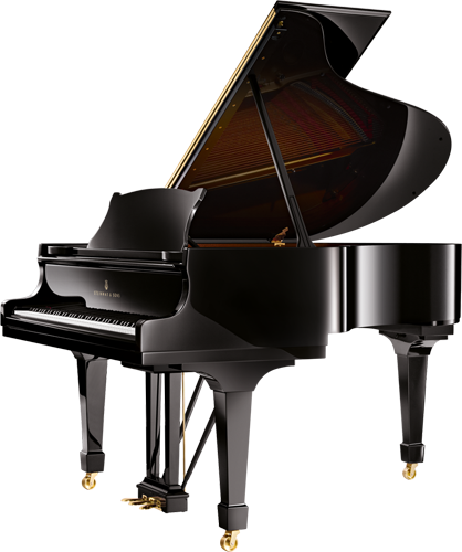 New steinway pianos for sale now at our leeds showroom for Piano for small space
