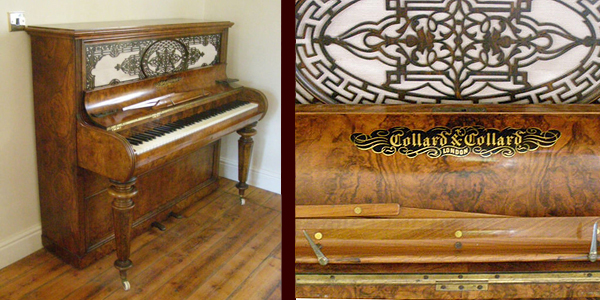 Collard and Collard Upright Piano