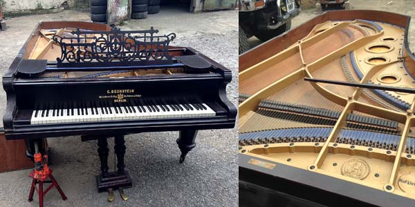 Bechstein  Model D Piano