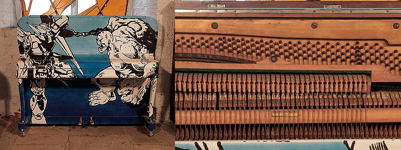 Hounan Piano For Sale