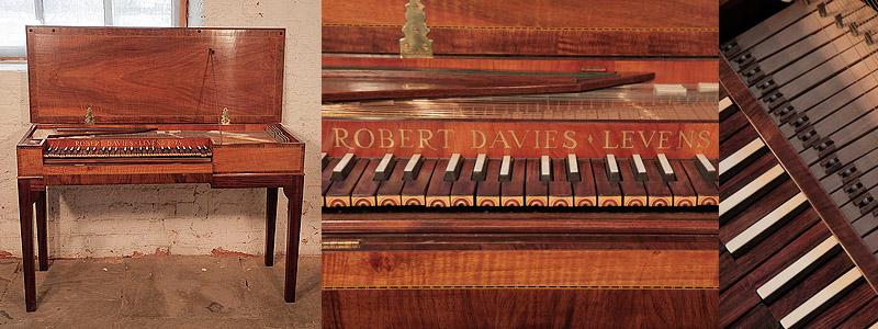 Robert Davies Clavichord For Sale