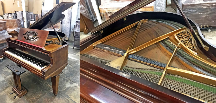 Bogs and Voight Grand Piano For Sale