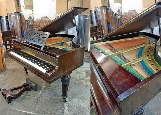 Collard and Collard Grand Piano For Sale