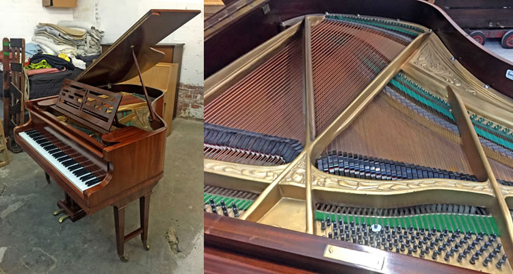 Obermeier Grand Piano For Sale
