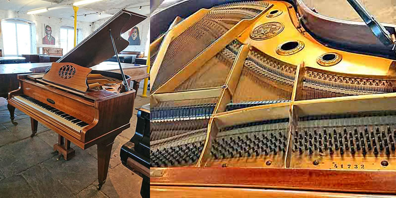 Petrof Grand Piano For Sale