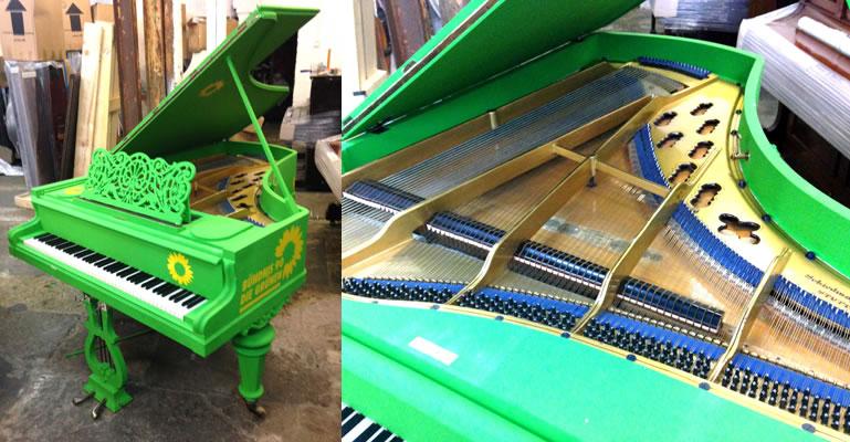 Schiedmayer Grand Piano For Sale