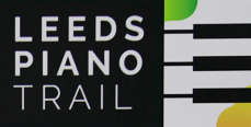 Leeds Piano Trail 17 August – 15 September 2018. 12 decorated pianos are placed around Leeds in iconic locations available for the public to play and enjoy. Look out for pop-up performances, mini recitals, piano lessons and more. Besbrode Pianos supplied all of the instruments on the Trail