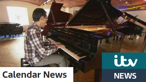 Besbrode Pianos, Piano Lovers paradise. Calendar News 11 August 2015