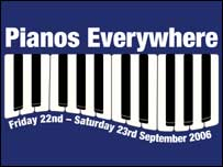 BBC Pianos Everywhere Logo