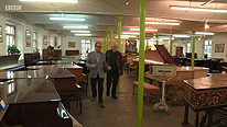 Besbrode Pianos on The One Show 18/01/16! Theo Paphitis interviews Melvin Besbrode and Wenbin Wu on selling pianos to China